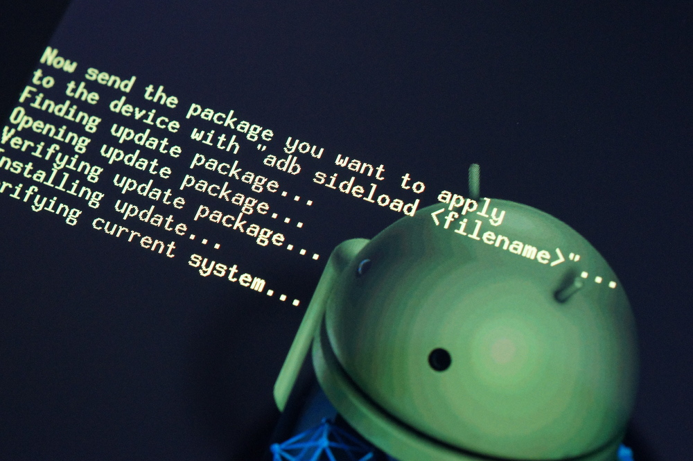 adb sideload android