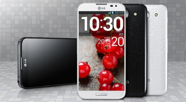 LG Optimus Pro G