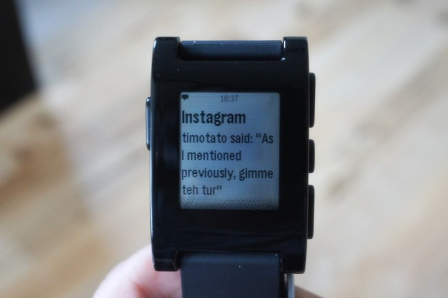 pebble lightflow android