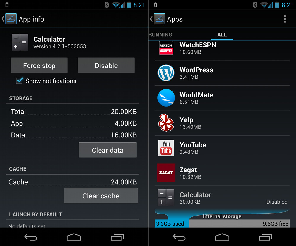 How to: Disable System Apps and Bloatware on Android ...