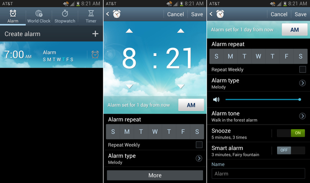 How to: Set an Alarm on Your Android Phone [Beginners' Guide