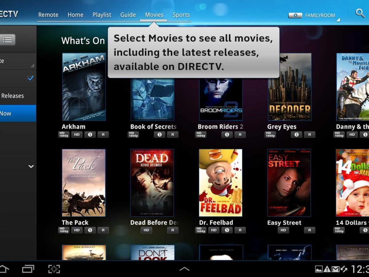 Directv App Update To Allow For Hbo And Cinemax Streaming