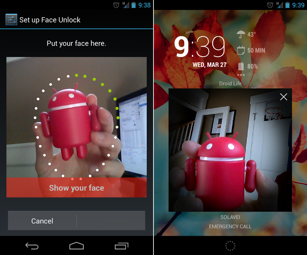 An Overview Of Android Lock Screen Security Options