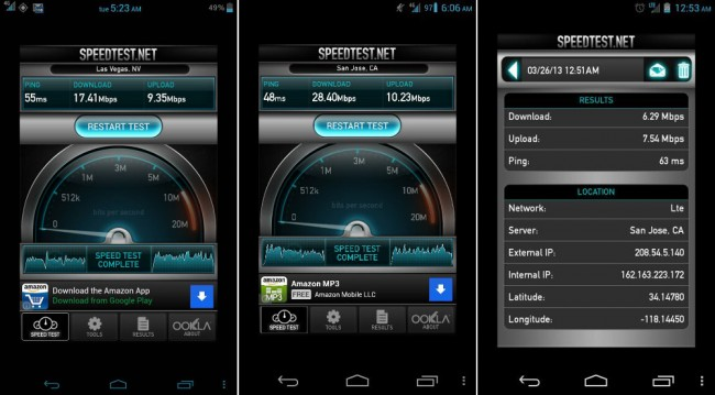 nexus 4 lte t-mobile