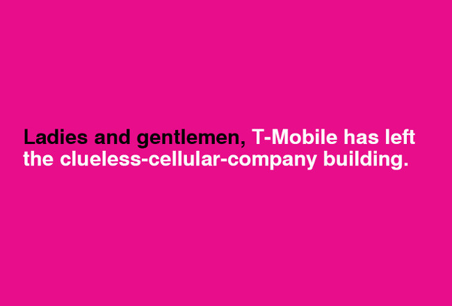 t-mobile clueless