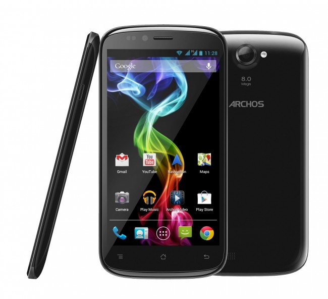 Archos Platinum Phone