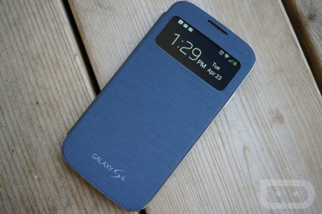 S View Flip Cover Galaxy S4