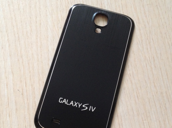Galaxy S4 Metal Cover