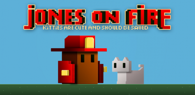Jones of Fire