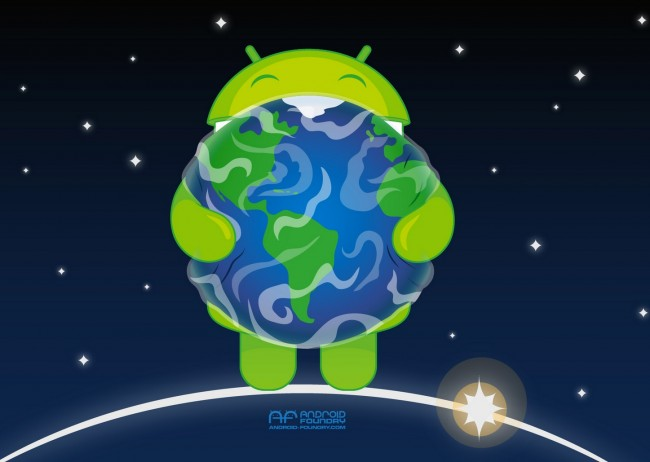 android earth day