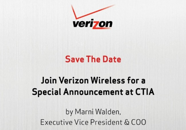 verizon special announce