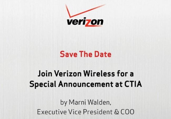 verizon special announce