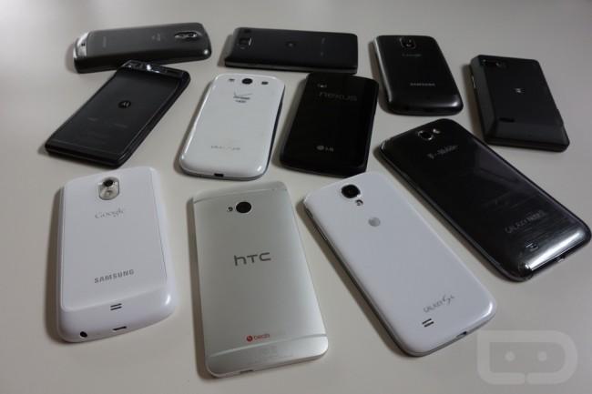 phones smartphones