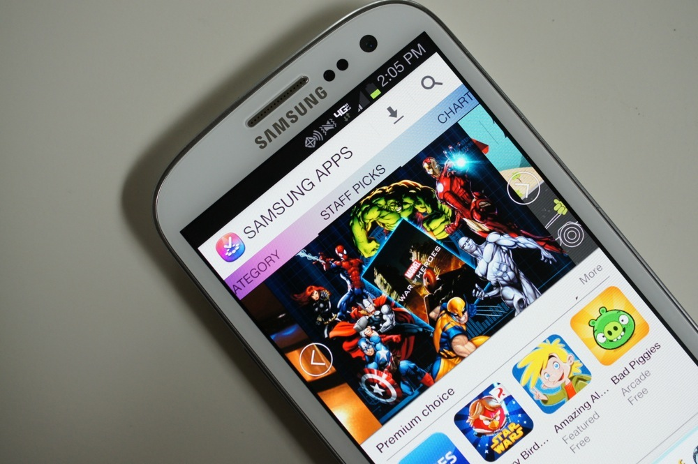 samsung galaxy apps store download
