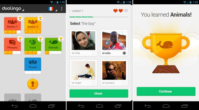 Free Language Learning Service Duolingo Comes To Android, Expects This Will ...