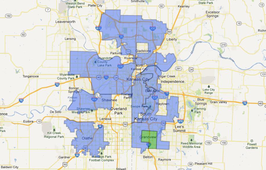 Grandview, Missouri Gets Approved For Google Fiber – Droid Life
