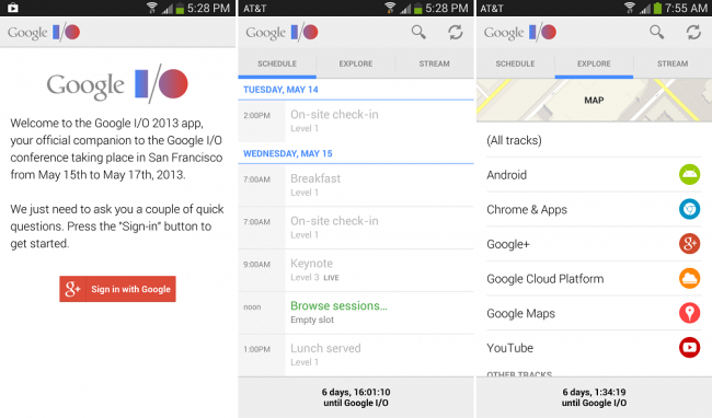 IO2013 App