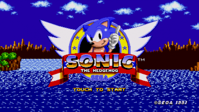 Sonic 1_Screenshot 1
