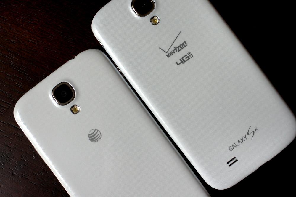 Galaxy S4 Software Differences  Verizon Vs  At U0026t  U2013 Droid Life