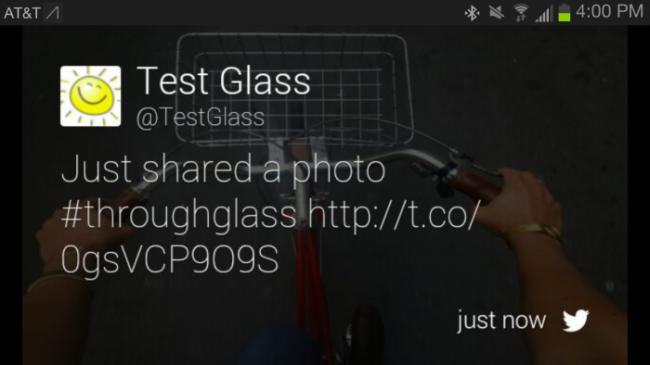 glass twitter