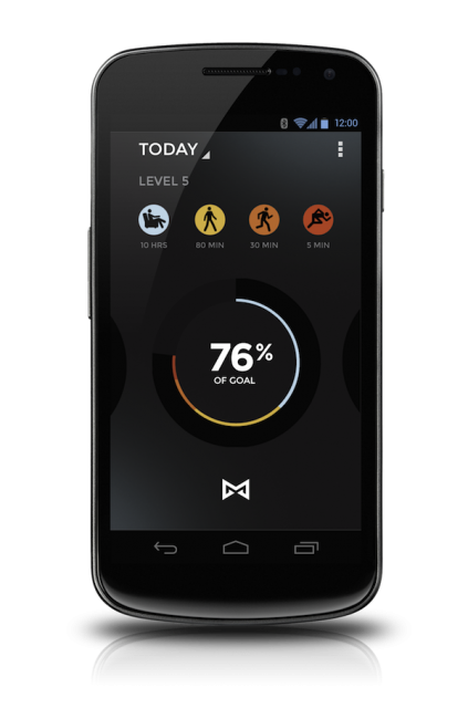 misfit android app