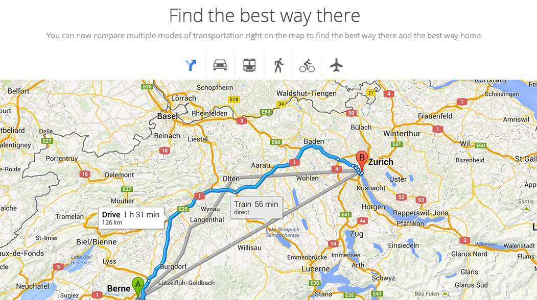 New Google Maps Sign-up Page Goes Live Briefly, Reveals ...