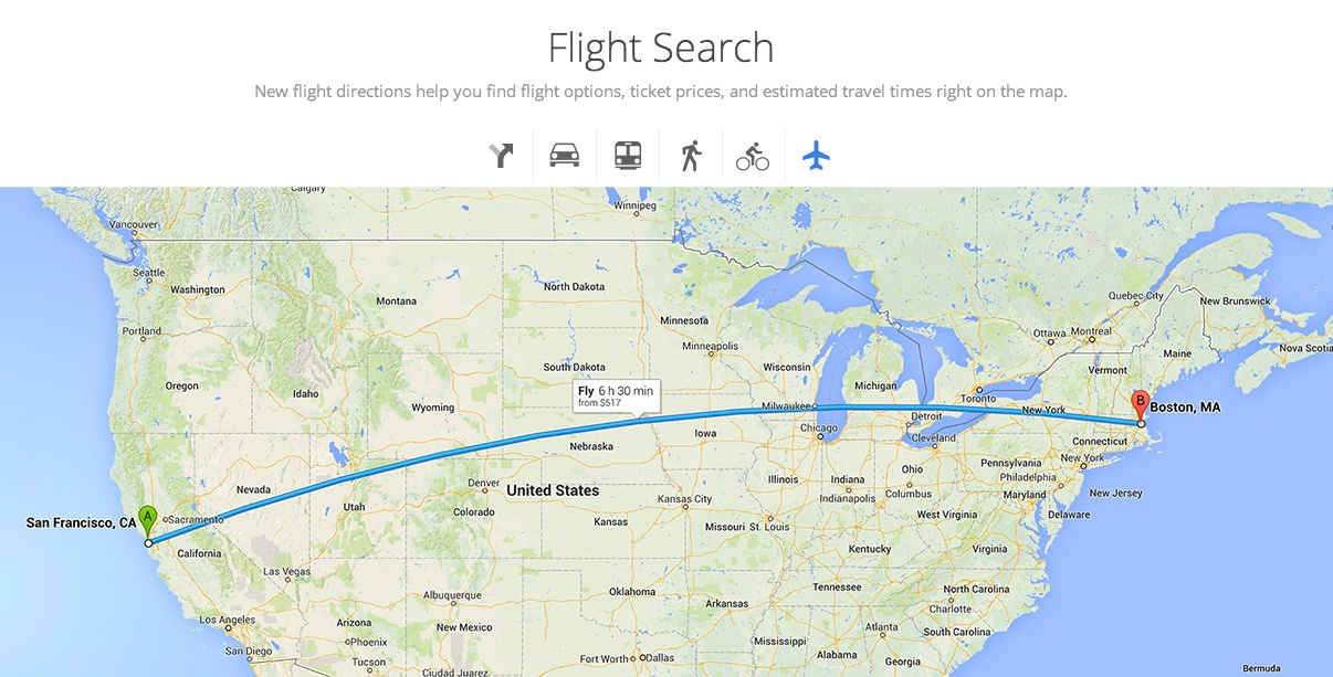 New Google Maps Sign-up Page Goes Live Briefly, Reveals All Sorts of ...