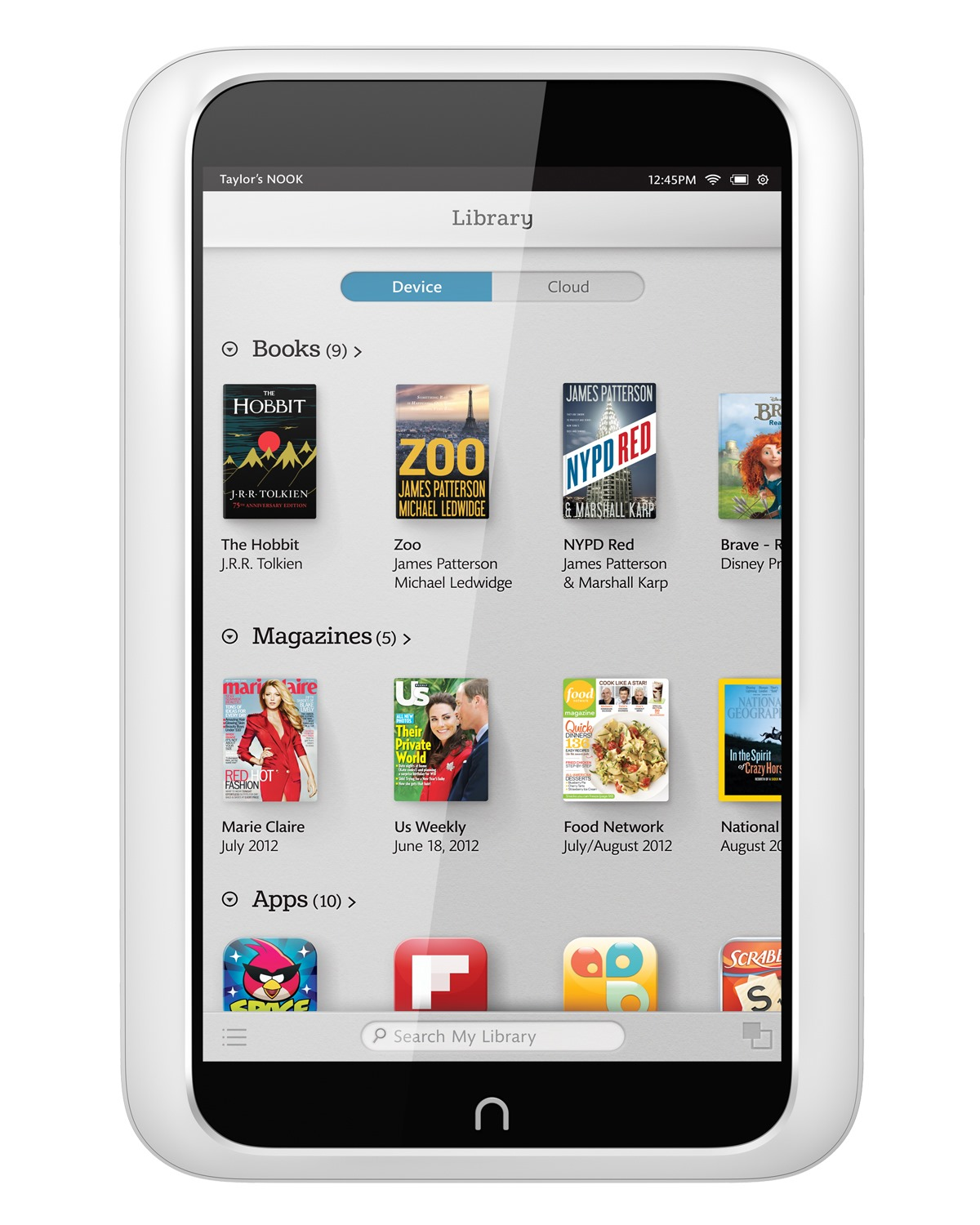 barnes noble nook hd and nook hd become real android tablets