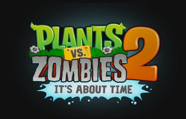 plants vs zombies2