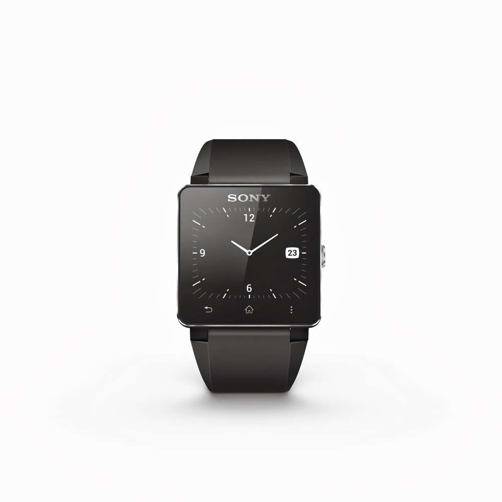 Sony Smartwatch 2 Unveiled: A Second Screen for Your ...