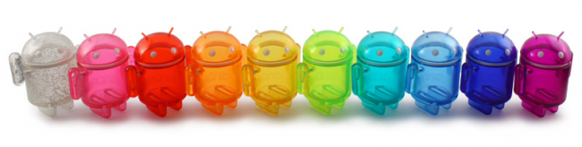 Android Rainbow
