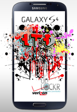 Galaxy S4 LTD