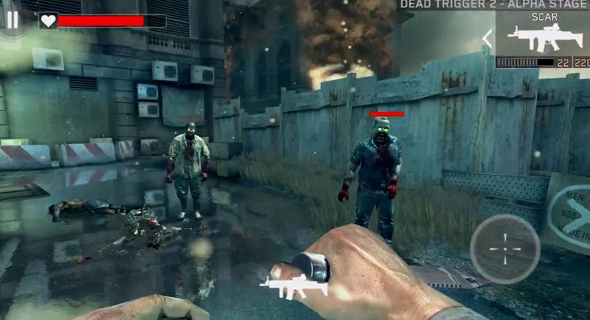 Dead Trigger 2 (Juegos 2014)