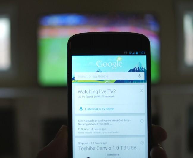 google now tv