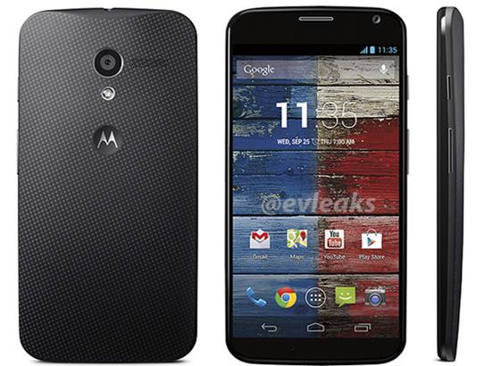 Black Moto X