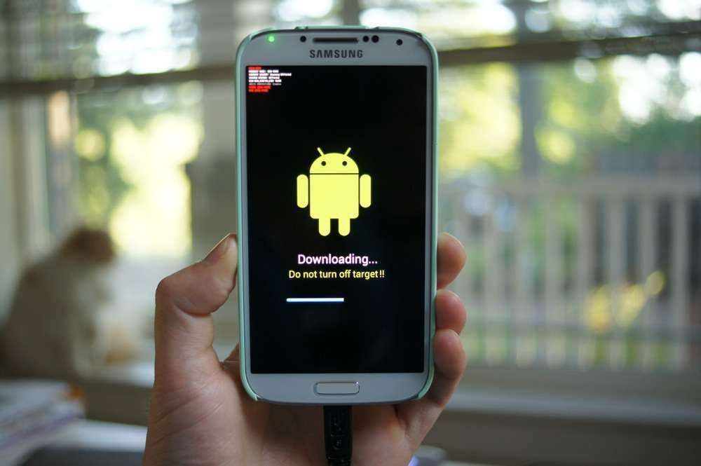 New Software Update VRUAME7 Available for Verizon's Galaxy S4