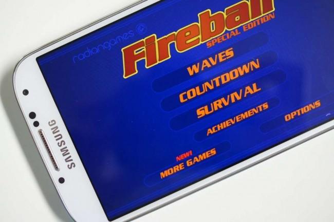fireball se android