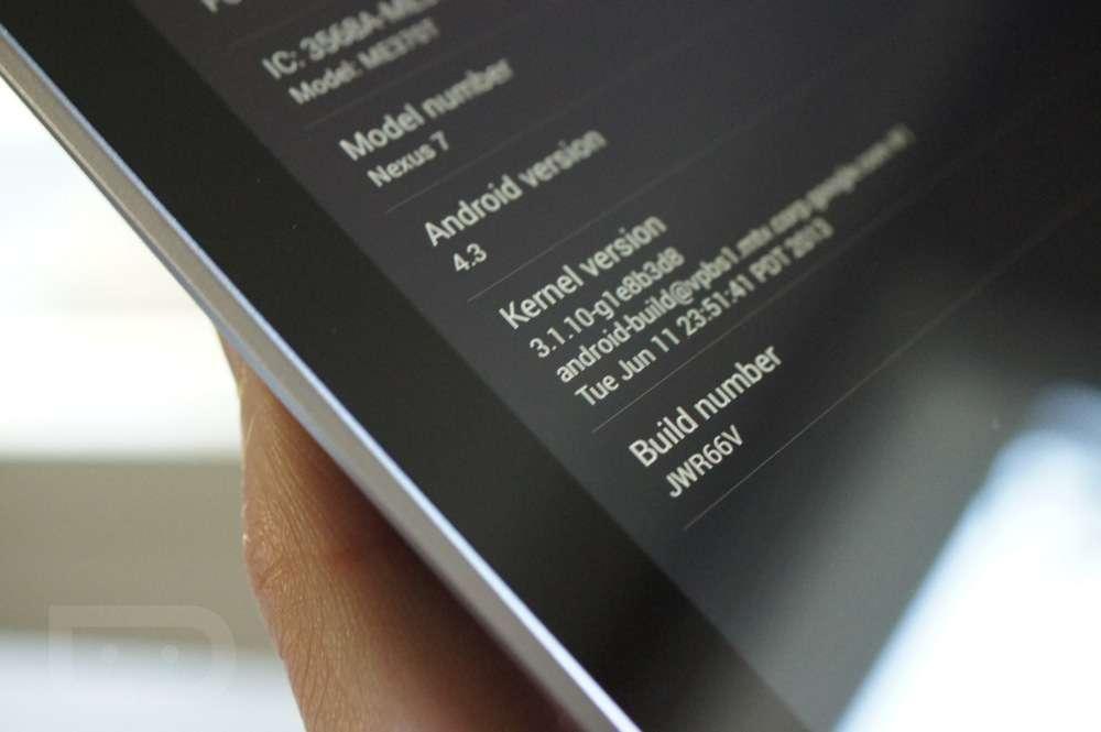 Download: Android 4 3 OTA Updates for the Nexus 4, Nexus 7