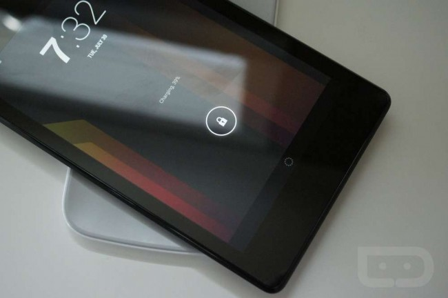 nexus 7 wireless charging