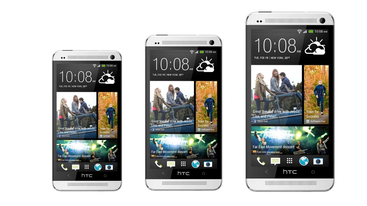 HTC One Mini HTC One Max 機王HTC One Max十月登場