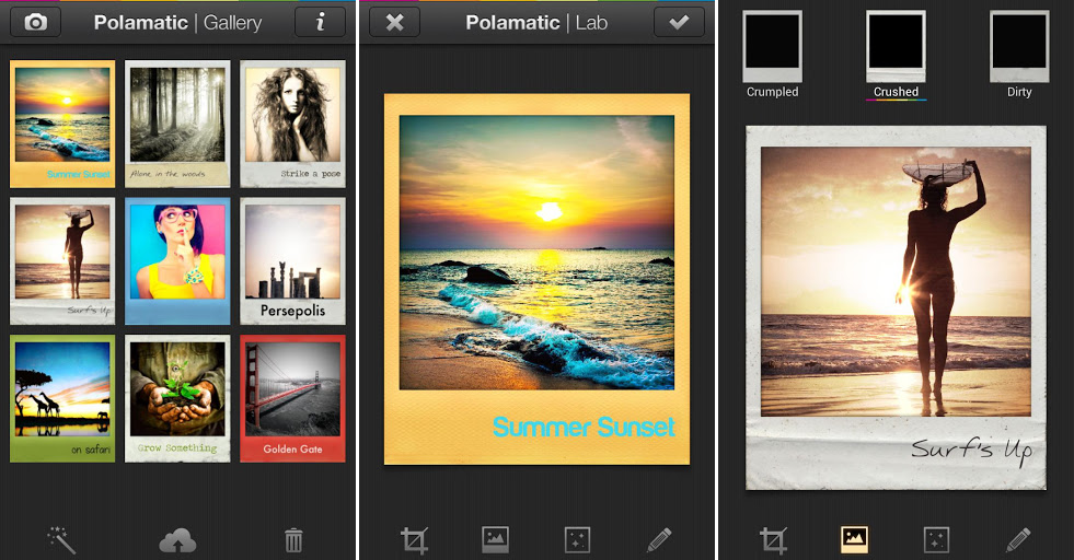 Polaroid Releases Polamatic App for Android, Because There ...