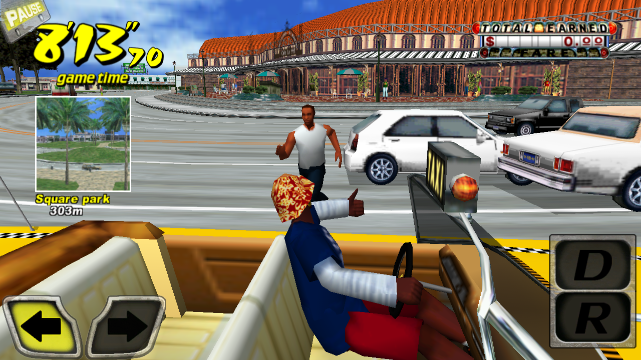 Crazy Taxi Motors onto Android, Charges You $4 99 for the