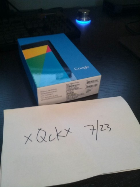 new nexus7-2