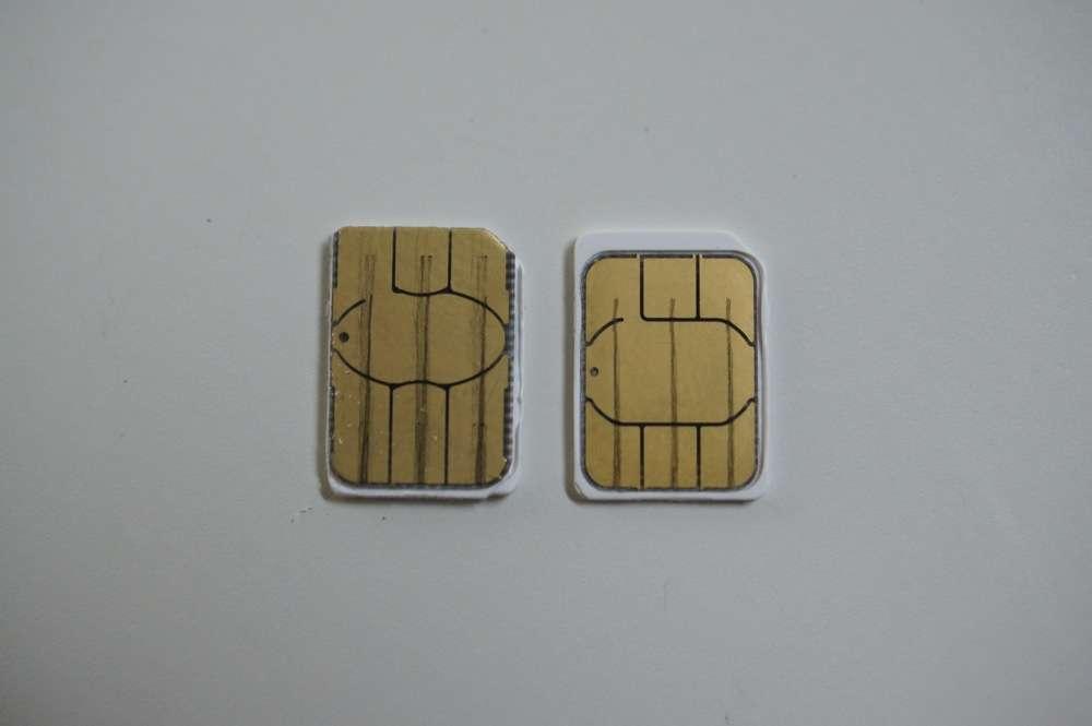 Iphone  Verizon Sim Card