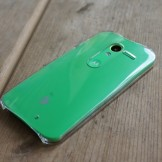 moto x snap case clear