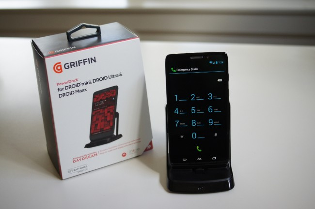 griffin powerdock droid ultra