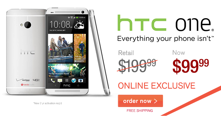 Viva Movil has a Purpose! HTC One on Verizon Available From