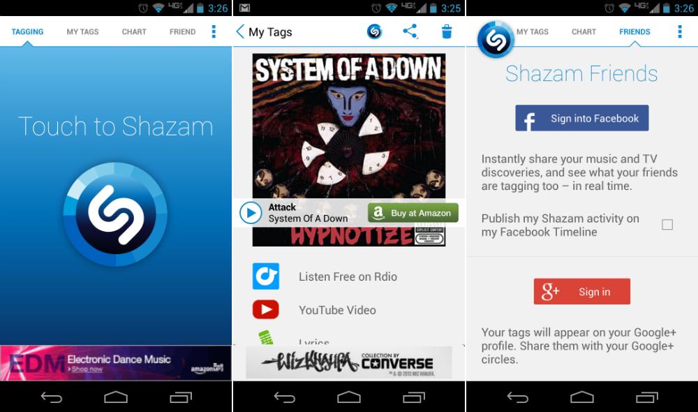 Скачать Программу Shazam На Андроид Бесплатно На Русском Языке - фото 10