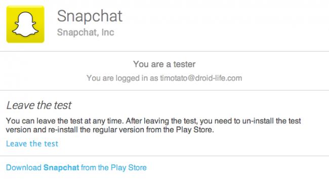 Snapchat_testing_-_Google_Play