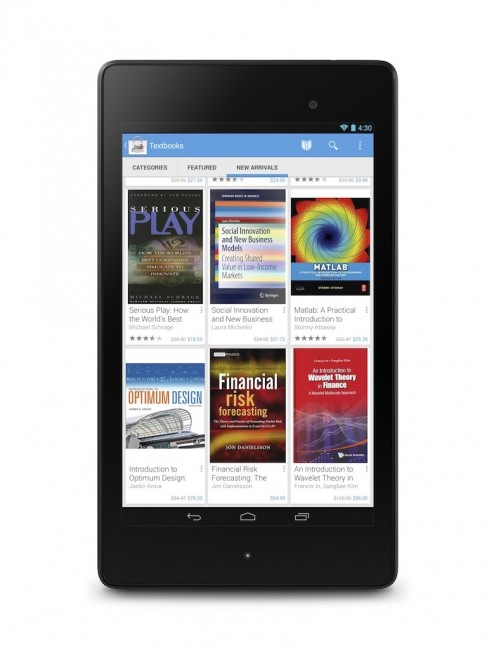 textbooks google play